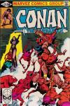 Conan the Barbarian #123 comic books - cover scans photos Conan the Barbarian #123 comic books - covers, picture gallery