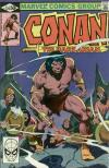 Conan the Barbarian #124 comic books - cover scans photos Conan the Barbarian #124 comic books - covers, picture gallery