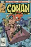 Conan the Barbarian #125 comic books - cover scans photos Conan the Barbarian #125 comic books - covers, picture gallery