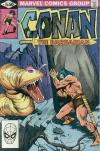 Conan the Barbarian #126 comic books - cover scans photos Conan the Barbarian #126 comic books - covers, picture gallery