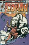 Conan the Barbarian #127 comic books - cover scans photos Conan the Barbarian #127 comic books - covers, picture gallery