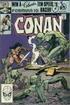 Conan the Barbarian #128 comic books - cover scans photos Conan the Barbarian #128 comic books - covers, picture gallery