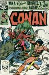 Conan the Barbarian #130 comic books - cover scans photos Conan the Barbarian #130 comic books - covers, picture gallery