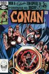 Conan the Barbarian #131 comic books - cover scans photos Conan the Barbarian #131 comic books - covers, picture gallery