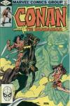 Conan the Barbarian #133 comic books - cover scans photos Conan the Barbarian #133 comic books - covers, picture gallery