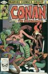 Conan the Barbarian #134 comic books - cover scans photos Conan the Barbarian #134 comic books - covers, picture gallery