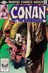 Conan the Barbarian #135 comic books - cover scans photos Conan the Barbarian #135 comic books - covers, picture gallery