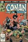 Conan the Barbarian #137 comic books - cover scans photos Conan the Barbarian #137 comic books - covers, picture gallery