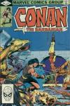 Conan the Barbarian #138 comic books - cover scans photos Conan the Barbarian #138 comic books - covers, picture gallery