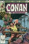 Conan the Barbarian #140 comic books - cover scans photos Conan the Barbarian #140 comic books - covers, picture gallery