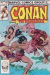 Conan the Barbarian #142 comic books - cover scans photos Conan the Barbarian #142 comic books - covers, picture gallery