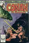 Conan the Barbarian #144 comic books - cover scans photos Conan the Barbarian #144 comic books - covers, picture gallery