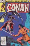 Conan the Barbarian #147 Comic Books - Covers, Scans, Photos  in Conan the Barbarian Comic Books - Covers, Scans, Gallery
