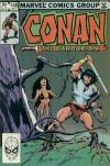 Conan the Barbarian #148 comic books - cover scans photos Conan the Barbarian #148 comic books - covers, picture gallery