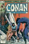 Conan the Barbarian #149 comic books - cover scans photos Conan the Barbarian #149 comic books - covers, picture gallery