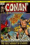 Conan the Barbarian #15 comic books - cover scans photos Conan the Barbarian #15 comic books - covers, picture gallery
