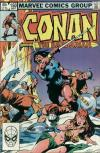 Conan the Barbarian #150 Comic Books - Covers, Scans, Photos  in Conan the Barbarian Comic Books - Covers, Scans, Gallery