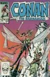 Conan the Barbarian #153 comic books - cover scans photos Conan the Barbarian #153 comic books - covers, picture gallery