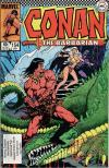 Conan the Barbarian #154 comic books - cover scans photos Conan the Barbarian #154 comic books - covers, picture gallery