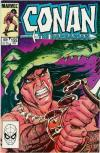 Conan the Barbarian #155 comic books - cover scans photos Conan the Barbarian #155 comic books - covers, picture gallery
