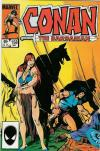 Conan the Barbarian #158 comic books - cover scans photos Conan the Barbarian #158 comic books - covers, picture gallery