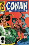 Conan the Barbarian #159 comic books - cover scans photos Conan the Barbarian #159 comic books - covers, picture gallery
