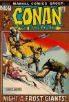 Conan the Barbarian #16 Comic Books - Covers, Scans, Photos  in Conan the Barbarian Comic Books - Covers, Scans, Gallery