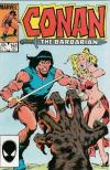 Conan the Barbarian #161 comic books - cover scans photos Conan the Barbarian #161 comic books - covers, picture gallery
