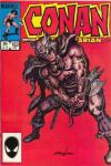 Conan the Barbarian #163 comic books - cover scans photos Conan the Barbarian #163 comic books - covers, picture gallery
