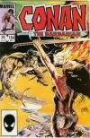 Conan the Barbarian #164 comic books - cover scans photos Conan the Barbarian #164 comic books - covers, picture gallery