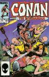 Conan the Barbarian #165 comic books - cover scans photos Conan the Barbarian #165 comic books - covers, picture gallery