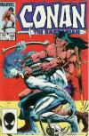 Conan the Barbarian #168 comic books - cover scans photos Conan the Barbarian #168 comic books - covers, picture gallery