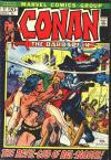 Conan the Barbarian #17 Comic Books - Covers, Scans, Photos  in Conan the Barbarian Comic Books - Covers, Scans, Gallery
