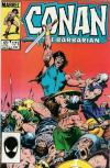 Conan the Barbarian #171 comic books - cover scans photos Conan the Barbarian #171 comic books - covers, picture gallery