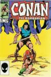 Conan the Barbarian #174 comic books - cover scans photos Conan the Barbarian #174 comic books - covers, picture gallery
