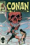 Conan the Barbarian #175 comic books - cover scans photos Conan the Barbarian #175 comic books - covers, picture gallery