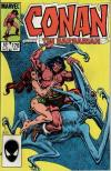 Conan the Barbarian #176 comic books - cover scans photos Conan the Barbarian #176 comic books - covers, picture gallery