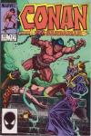 Conan the Barbarian #177 comic books - cover scans photos Conan the Barbarian #177 comic books - covers, picture gallery
