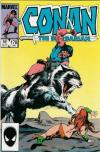 Conan the Barbarian #178 Comic Books - Covers, Scans, Photos  in Conan the Barbarian Comic Books - Covers, Scans, Gallery