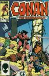 Conan the Barbarian #180 comic books - cover scans photos Conan the Barbarian #180 comic books - covers, picture gallery