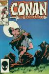 Conan the Barbarian #183 Comic Books - Covers, Scans, Photos  in Conan the Barbarian Comic Books - Covers, Scans, Gallery
