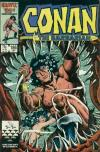 Conan the Barbarian #186 comic books - cover scans photos Conan the Barbarian #186 comic books - covers, picture gallery