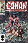 Conan the Barbarian #187 Comic Books - Covers, Scans, Photos  in Conan the Barbarian Comic Books - Covers, Scans, Gallery