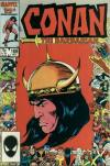 Conan the Barbarian #188 Comic Books - Covers, Scans, Photos  in Conan the Barbarian Comic Books - Covers, Scans, Gallery