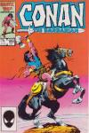 Conan the Barbarian #189 comic books - cover scans photos Conan the Barbarian #189 comic books - covers, picture gallery