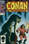 Conan the Barbarian #192 comic books - cover scans photos Conan the Barbarian #192 comic books - covers, picture gallery