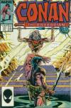 Conan the Barbarian #194 comic books - cover scans photos Conan the Barbarian #194 comic books - covers, picture gallery