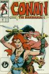Conan the Barbarian #197 Comic Books - Covers, Scans, Photos  in Conan the Barbarian Comic Books - Covers, Scans, Gallery