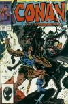 Conan the Barbarian #199 Comic Books - Covers, Scans, Photos  in Conan the Barbarian Comic Books - Covers, Scans, Gallery