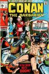 Conan the Barbarian #2 comic books - cover scans photos Conan the Barbarian #2 comic books - covers, picture gallery